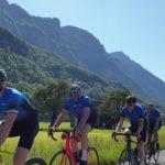 Racefiets vakantie Zwitserland